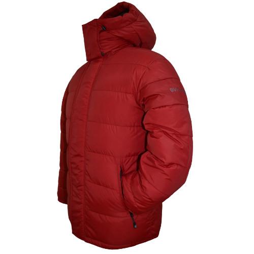 Пуховая куртка ИРБИС 2 New темно красный, 44176