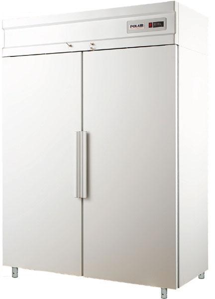 Шкаф холодильный CM114-S Polair . Шкаф холодильный для магазина,столовой,кафе.