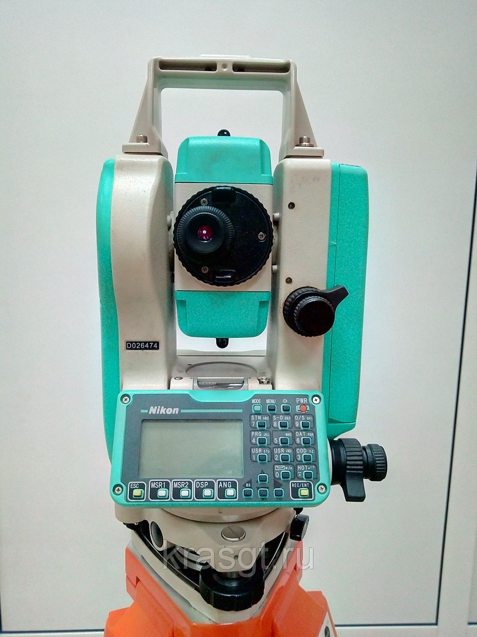 Тахеометр Nikon NPL 322 (5)