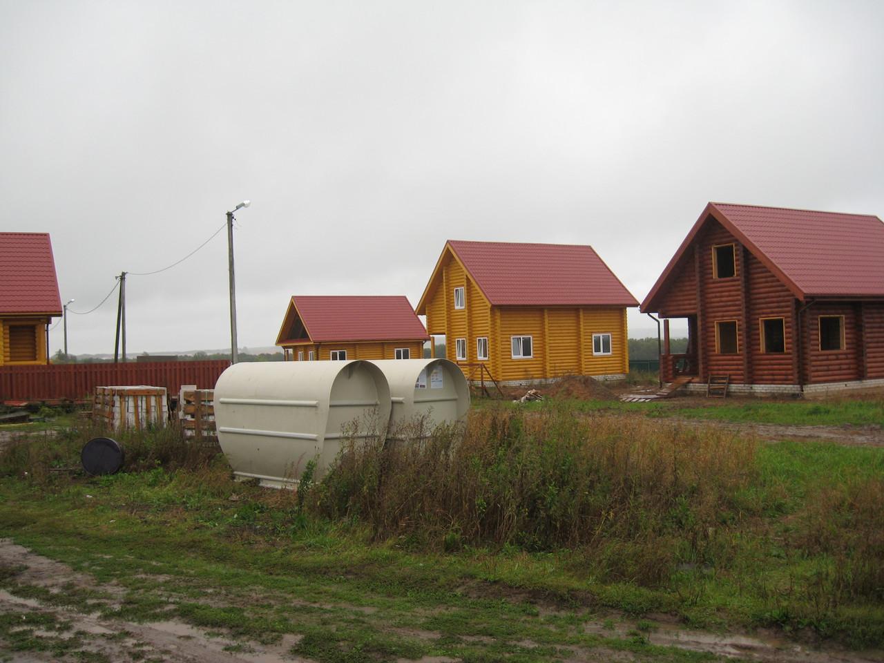 Станция глубокой биологической очистки Тверь   1П