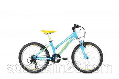 Велосипед FORMAT 7423 girl (20 7 ск) 2016 (синий мат)
