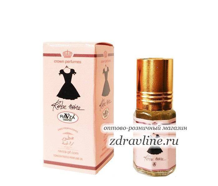 Арабские духи Guerlain (копия La Petite Robe Noirе) Ravza 3 мл
