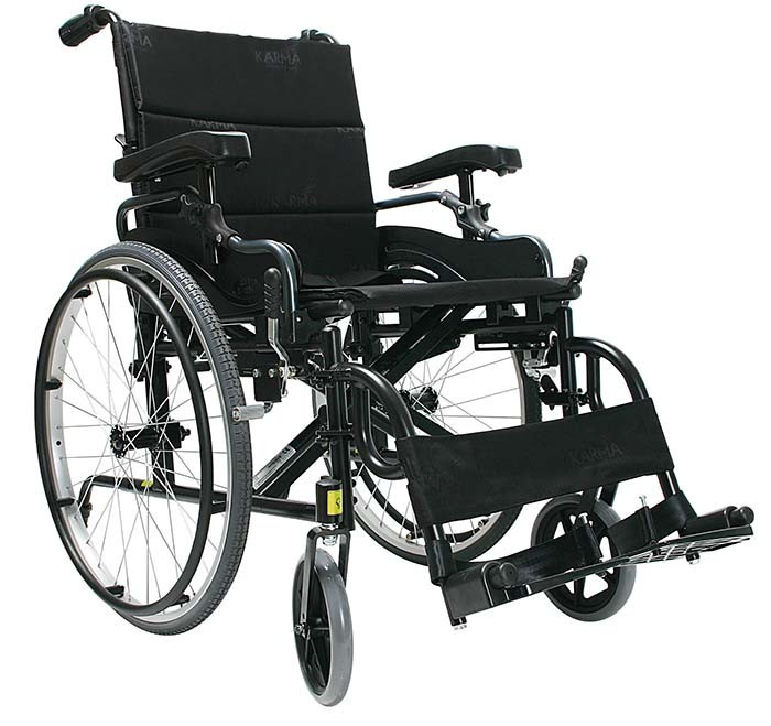 Кресло коляска Ergo 852 (16 18 20 22 F)