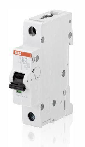 Выключатель автоматический 1 пол 10A B 6kA ABB
