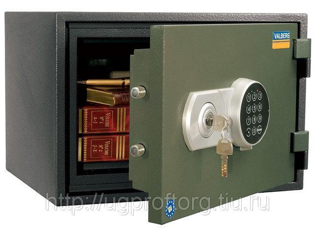 Огнестойкий сейф — VALBERG FRS 30 EL