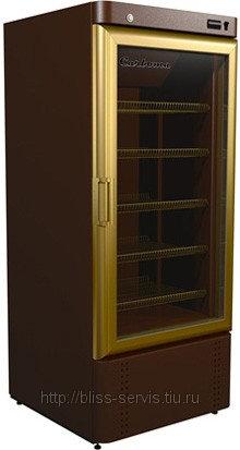 Холодильный шкаф Carboma R560 CB