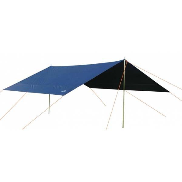 Тент со стойками туристический Alpika Tent 4x4