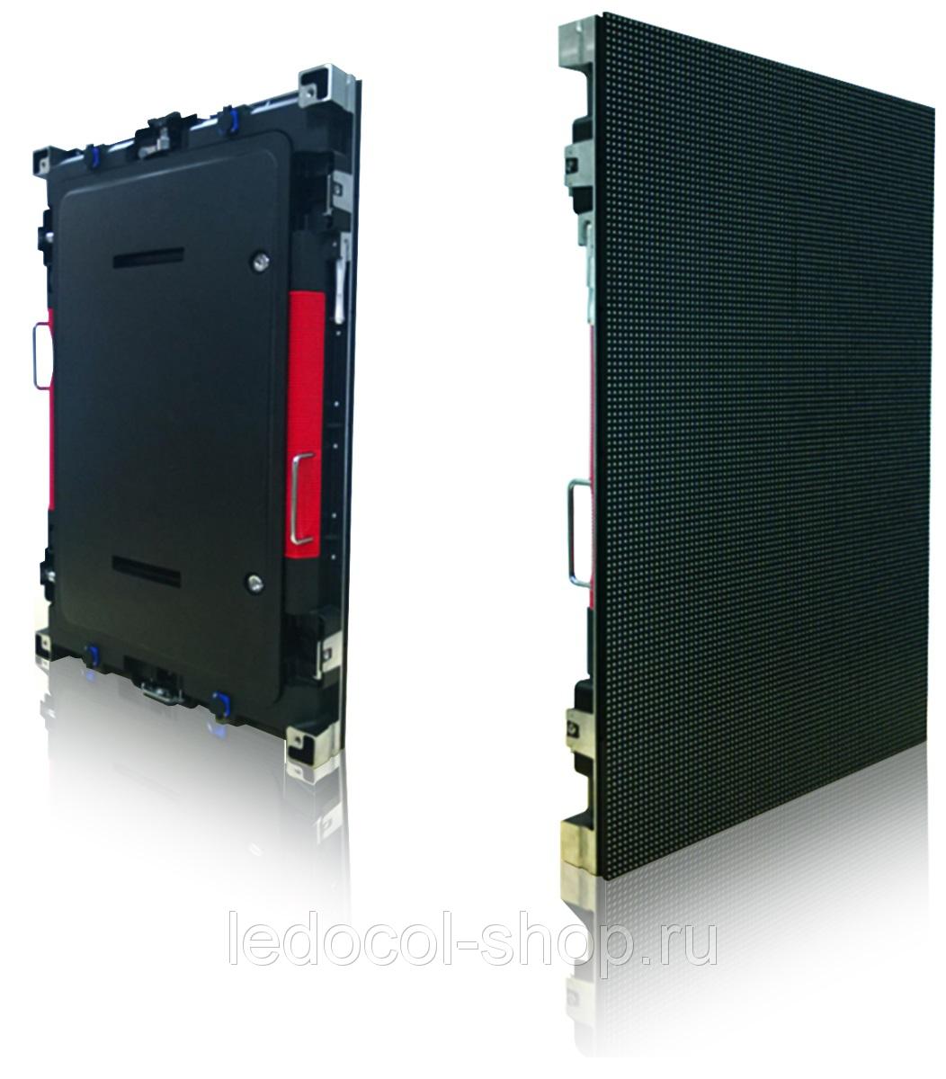 Мобильный светодиодный экран QiangLi P666