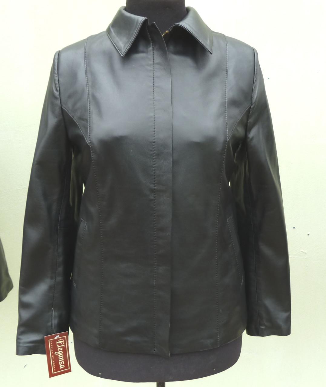 Куртка кожаная женская VEGAS размер L