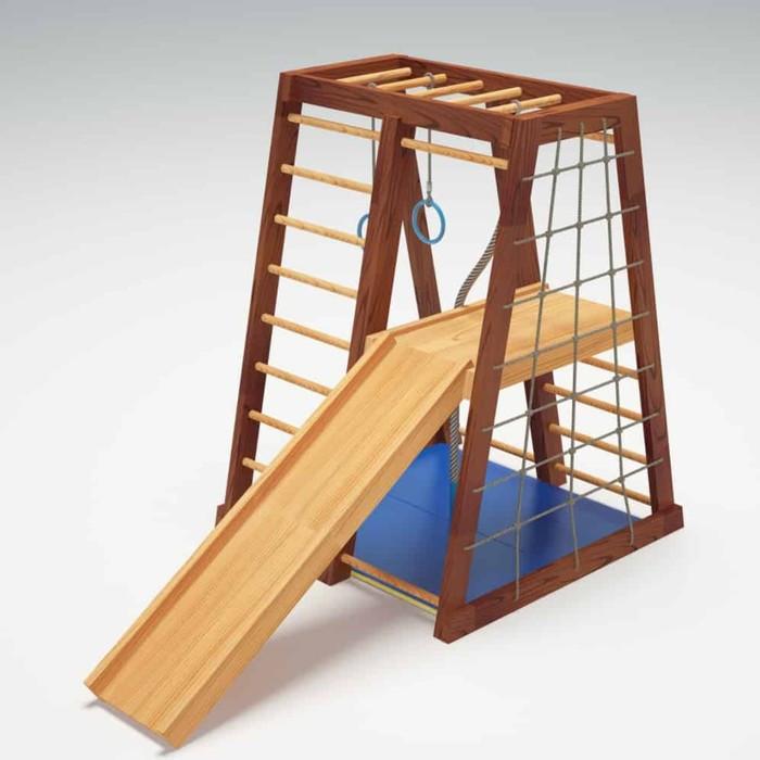 Детский спортивный комплекс для дома Непоседа 3