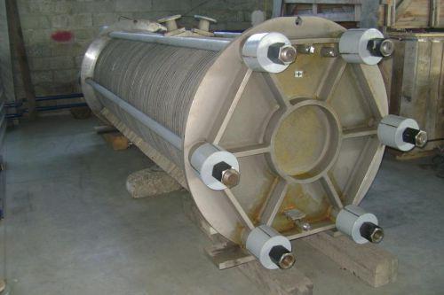 Емкостное оборудование к СЭУ 40