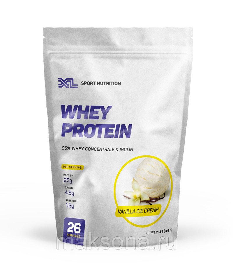 XL Whey Protein 2lbs 908гр сывороточный протеин