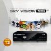 Цифровые эфирные приемники DVB T2 ресиверы Sky Vision T2206