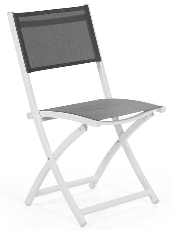 Кресло из алюминия Leone