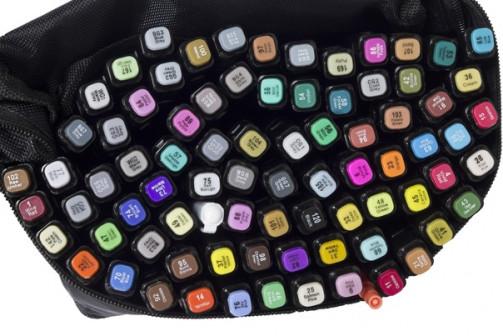 Маркеры TouchFive 80цветов