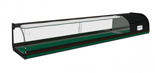 Барная холодильная витрина Carboma ВХСв   1,8 (СУШИ КЕЙС)