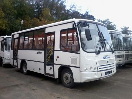 Автобус ПАЗ 320402 05