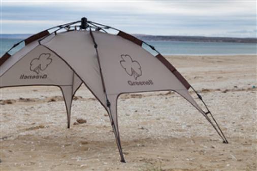 Палатка  автомат туристическая 3х  местная Greenell Дерри 3