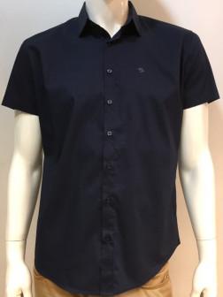 --- Модель - ES19 --- Рубашка мужская - Состав хлопок+лен - Цена 3100 рублей.jpg