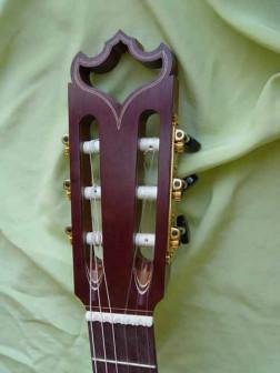 Классическая мастеровая гитара Mishel