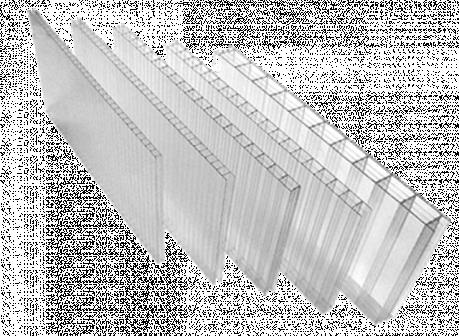 Сотовый поликарбонат Novoglass 821006000 мм