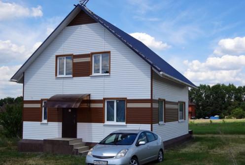 Дом п. Майский