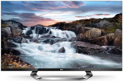 LG 55LM761S 140см 55 800Гц ЖК-телевизор, LED, 55, 1920x1080, 1080p Full HD, 3D, 2 TV-тю
