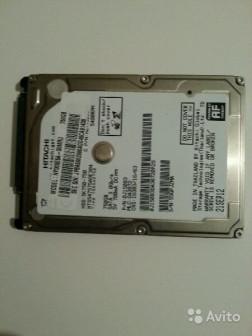 HDD Hitachi 720 Gb