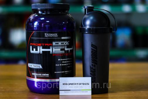 Протеин Ultimate Nutrition Prostar Whey 908 гр