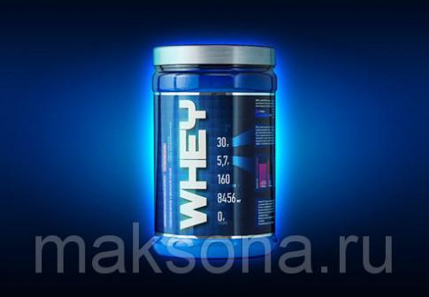 WHEY Сывороточный протеин 900гр от R Line купить