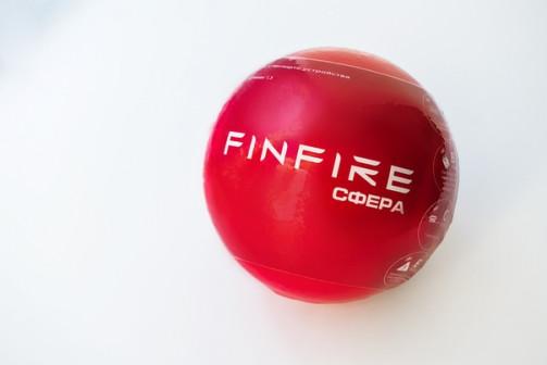 Автономное устройство порошкового пожаротушения FINFIRE Сфера