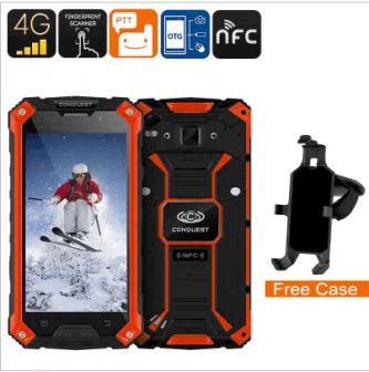 Смартфон Conquest S6 Rugged Phone