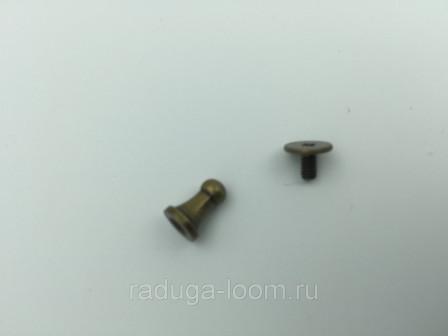 Заклепка резьбовая, кобурная 64 мм