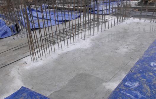 Полог для прогрева бетона (термомат)