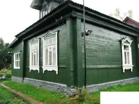 Продается часть дома с участком Раменский р-н д.Верея