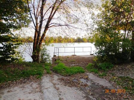 Продается эллинг на реке Москва г.Жуковский
