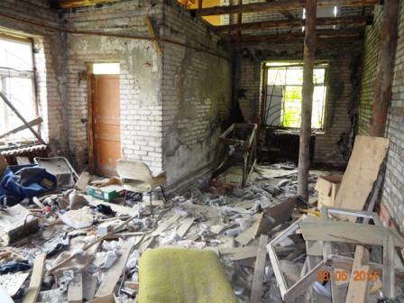 Продается часть дома с участком Люберецкий р-н пос.малаховка