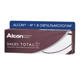 Dailies Total1 30pk контактные линзы