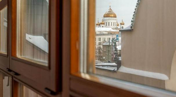 Люкс Элегант с балконом