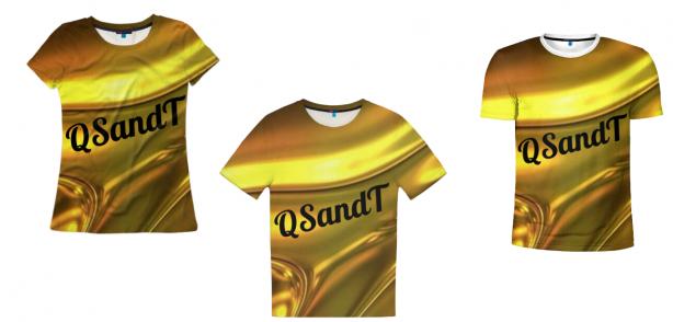 Спортивная Одежда для Ж и М с брендом QSandT (Напишите Отзыв)