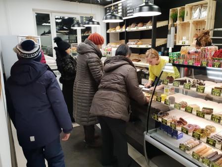 """Франшиза сети пекарен """"Бонжур-Сити"""""""