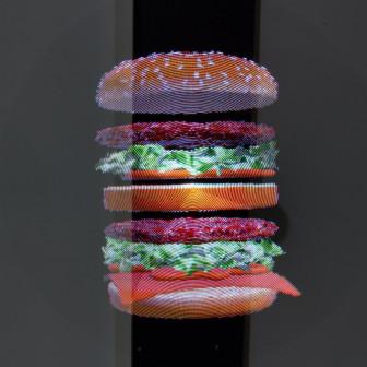 3D Голограмма - Реклама вашего бренда