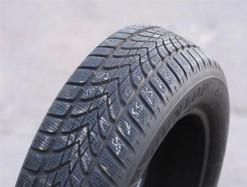 215/55 R18 Dunlop SP-Winter Run on Flat
