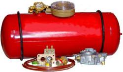 Установка и обслуживание ГБО (метан, пропан)