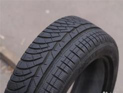 215/45 R18 Michelin PA4 2 шт зима б.у