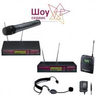 SENNHEISER EW 100 G2 (оголовные микрофоны)