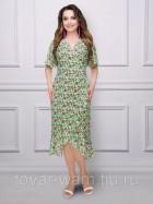 Платье Однажды в Голливуде (кутюр)