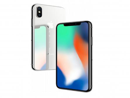Смартфон Apple iPhone X 64Gb (Silver)