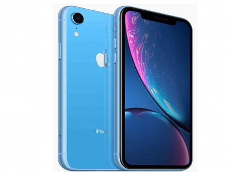 Смартфон Apple iPhone XR 256Gb MRYQ2RU/A (Blue)