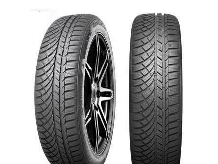 Новые шины Kumho WinterCraft WS71 245 70 r16